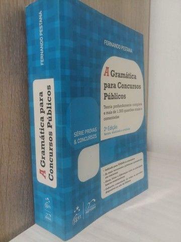 A Gramática para Concursos Públicos - Fernando Pestana