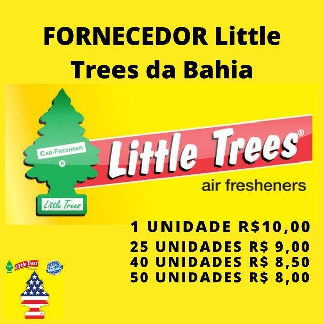 AROMATIZANTE **LITTLE TREES** ORIGINAL