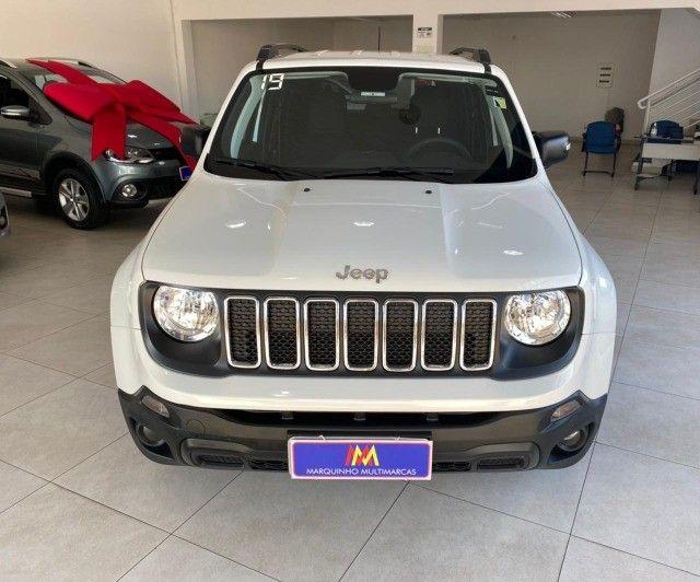 jeep renegade 1.8 automático 2019
