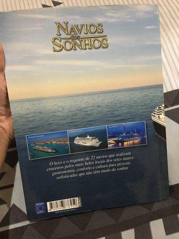 Livro navio dos sonhos - Foto 2