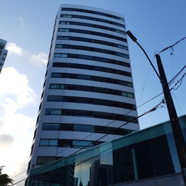 Edf Vinicius de Morais BV/alto padrão/130m/3 Qtos / localização top/pronto - Foto 2