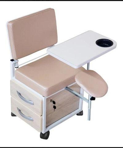 Cirandinha mesa de manicure e pedicure.  - Foto 3