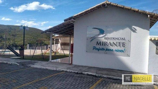Apartamento com 2 dormitórios para alugar por R$ 750,00/mês - Agua Limpa - Volta Redonda/R
