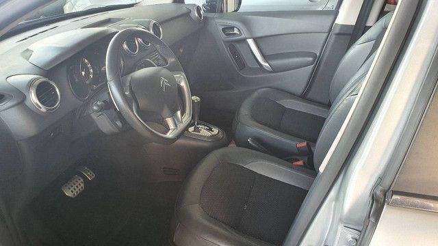 C3 2012/2013 1.6 EXCLUSIVE 16V FLEX 4P AUTOMÁTICO - Foto 6