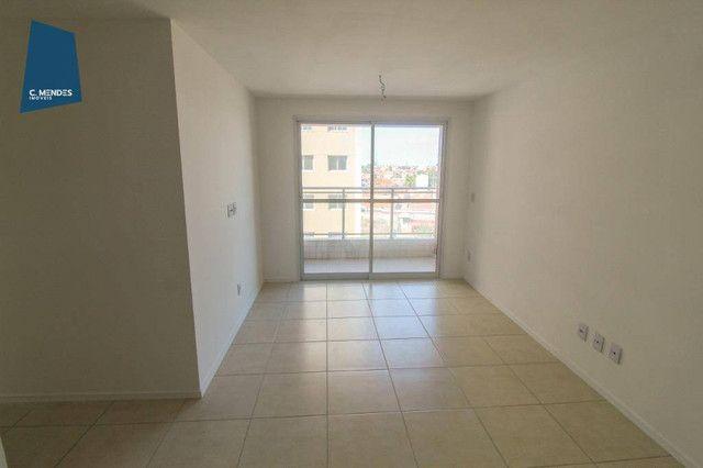 Apartamento com 2 dormitórios à venda, 58 m² por R$ 290.000,00 - Parangaba - Fortaleza/CE - Foto 2