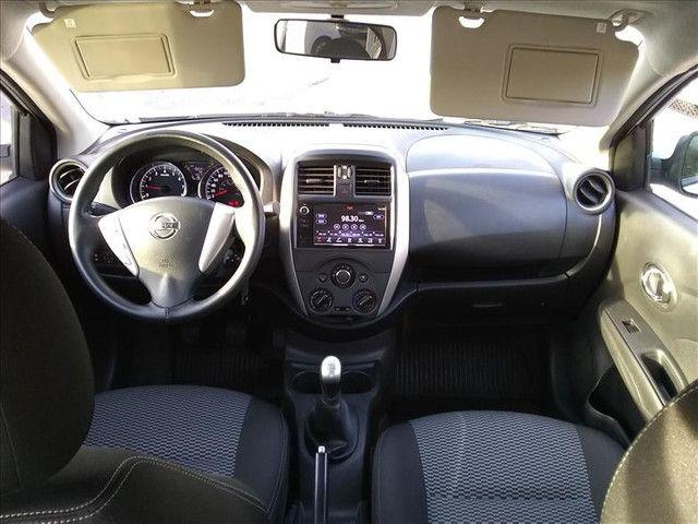 Nissan Versa 1.6 16vstart sv - Foto 12