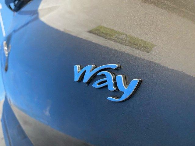 Fiat uno 1.0 way completo placa i  * 70.000 km impecável  - Foto 8
