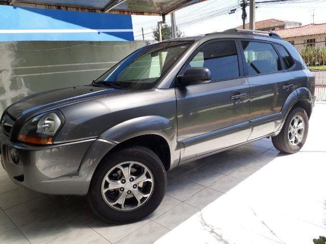 Hyundai Tucson 2.0 Flex 2017