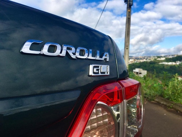 Corolla GLi 1.8 Flex 16V Mec 2014 - Foto 6