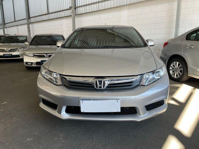 Honda Civic Lxs 1.8 flex manual 2014 Obs! Sem detalhes - Foto 2