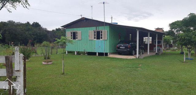 Chácara à venda com 2 dormitórios em Tomazetti, Santa maria cod:10136 - Foto 2
