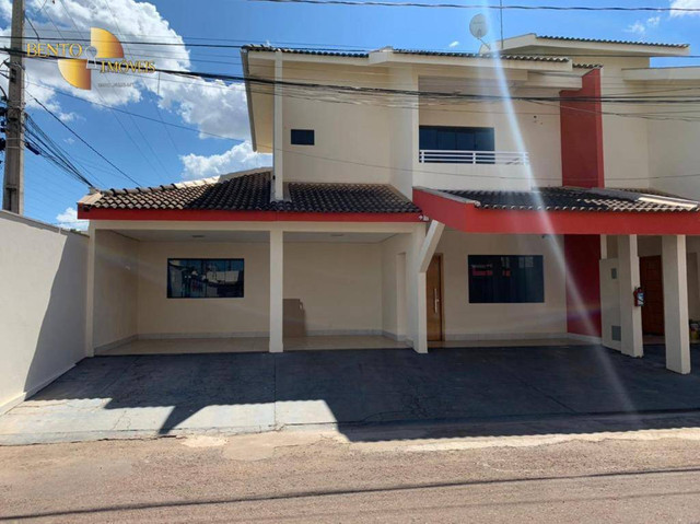 Casa com 4 dormitórios à venda por R$ 570.000,00 - Jardim Aeroporto - Várzea Grande/MT - Foto 16
