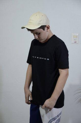 Camiseta Hatempos Original Escrita - Foto 6