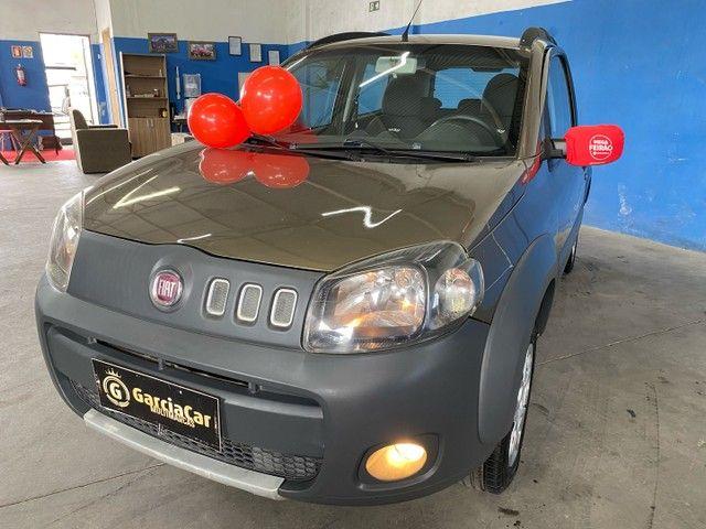Fiat uno 1.0 way completo placa i  * 70.000 km impecável  - Foto 3