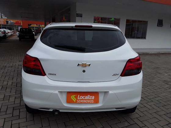 ONIX 2019/2019 1.0 MPFI JOY 8V FLEX 4P MANUAL - Foto 2