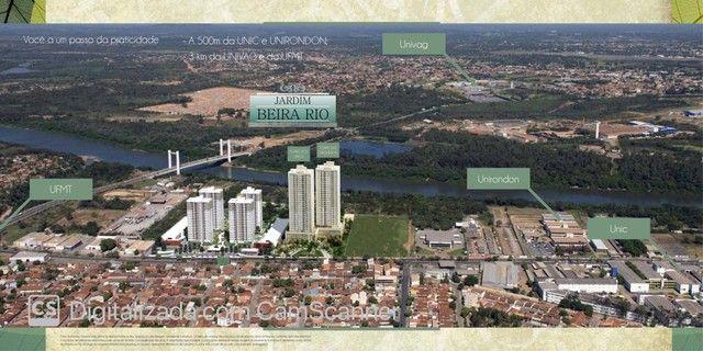 Apartamento Pronto, possui 78 metros quadrados com 3 quartos em Jardim Europa - Cuiabá - M