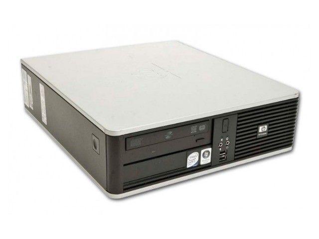 Computador HP Intel Core 2 Quad 8gb Ram Hd 160 Windows 10 - Foto 2