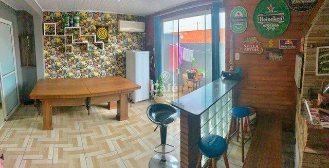 Casa com 2 dormitórios, localizada no bairro Cerrito. - Foto 4