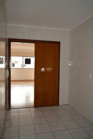 Apartamento 02 dormitórios para alugar em Santa Maria de frente com Sacada Garagem - ed Sa - Foto 5