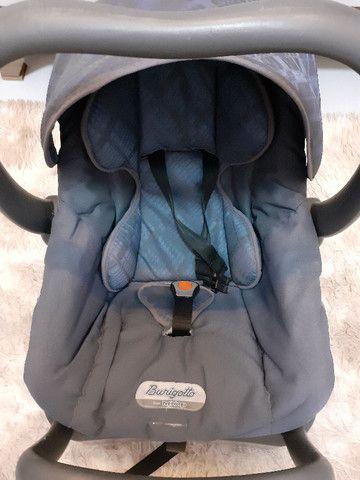 Bebê conforto burigotto com base
