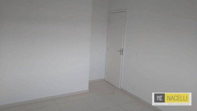 Apartamento com 2 dormitórios para alugar por R$ 750,00/mês - Agua Limpa - Volta Redonda/R - Foto 4