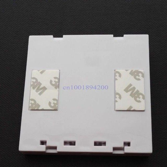 Interruptor Parede Duplo Lampada Relé Wifi Controle Remoto - Foto 3