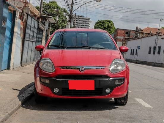 Fiat Punto 1.4 Attactive 8V Flex 4P Manual FEIRÃO - Foto 8
