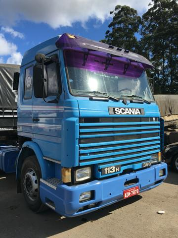 SCANIA 113 360 97/97 TOP LINE FRONTAL