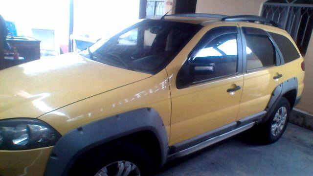FIAT PALIO WEEKEND ADVENTURE EX TAXI