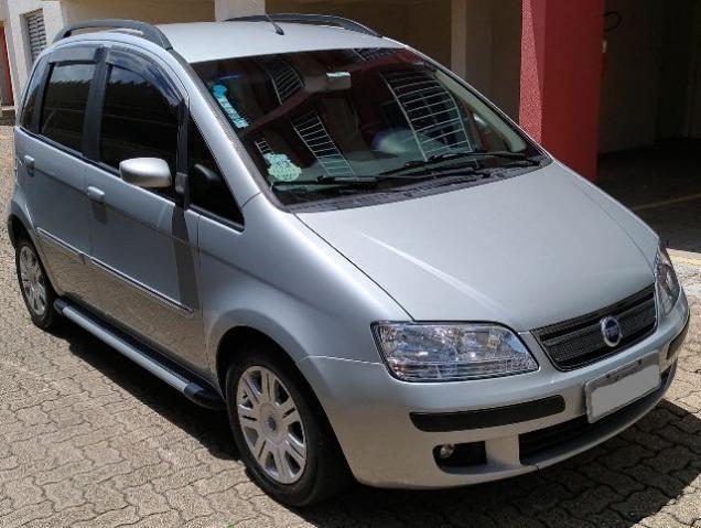 Fiat idea hlx 1 8 mpi flex 8v 5p 2006 427710257 olx for Fiat idea 1 8 hlx 2006 ficha tecnica