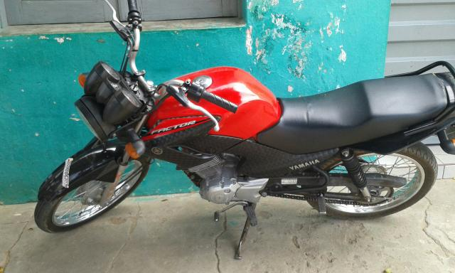 Vendo Yamaha Factor 125