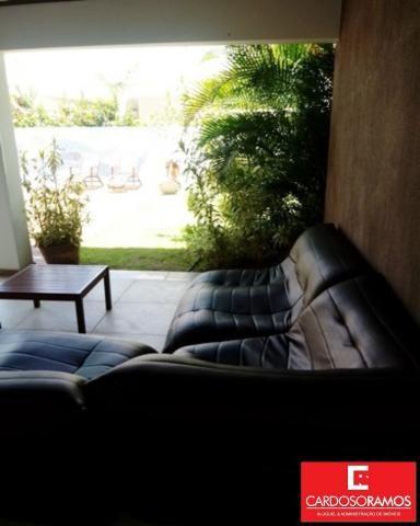 Casa de condomínio para alugar com 4 dormitórios em Busca vida, Camaçari cod:CA00335 - Foto 9