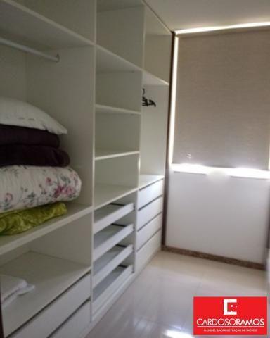 Casa de condomínio para alugar com 4 dormitórios em Busca vida, Camaçari cod:CA00335 - Foto 5