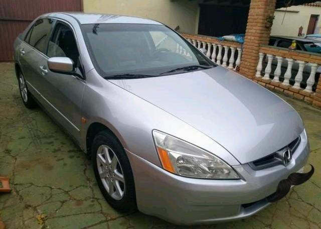Honda Accord Lx 2005 Melhor Que Civic