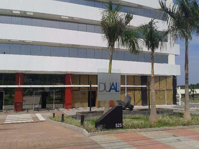 Helbor Dual locação sala Comercial de 66m2 - Foto 2
