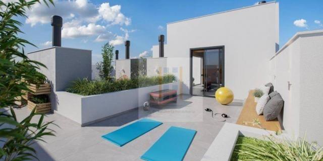Apartamento com 2 dormitórios à venda, 93 m²- boa vista - curitiba/pr - Foto 7