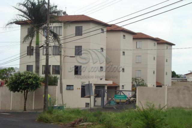 Apartamento à venda com 1 dormitórios em Nova jaboticabal, Jaboticabal cod:V3485