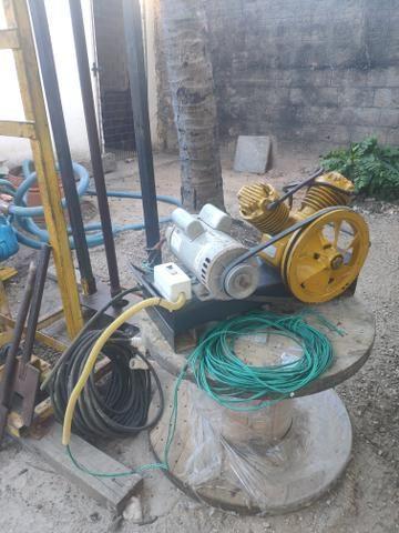 Perfurador de poço completo - Foto 6