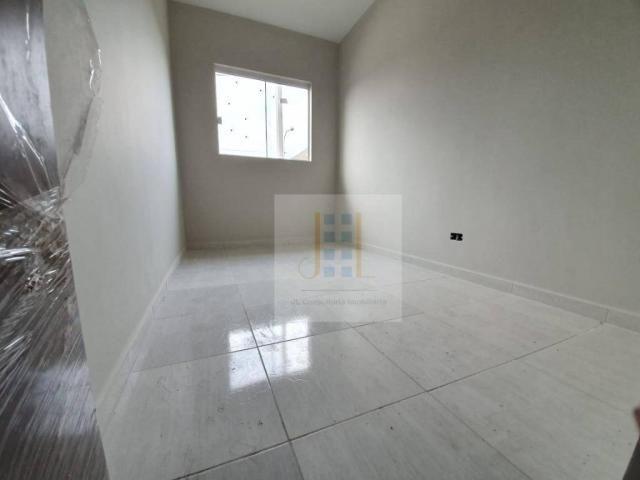 Casa de esquina à venda, 34 m² - tatuquara - curitiba/pr - Foto 2