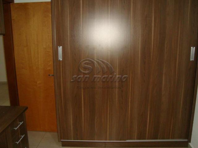 Apartamento à venda com 2 dormitórios em Loteamento colina verde, Jaboticabal cod:V2707 - Foto 3