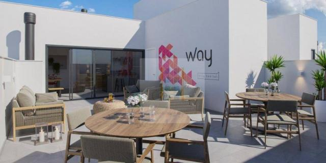 Apartamento com 2 dormitórios à venda, 93 m²- boa vista - curitiba/pr - Foto 9