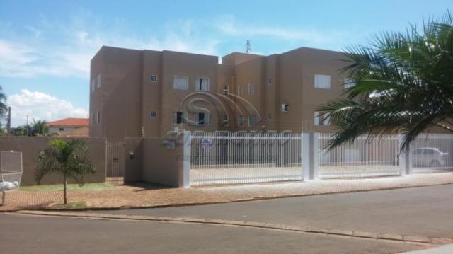 Apartamento à venda com 1 dormitórios em Jardim nova aparecida, Jaboticabal cod:V2557