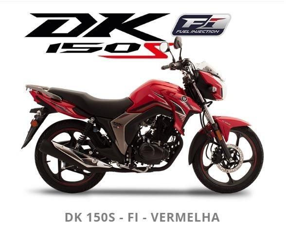 Fan 160 vermelha 2020