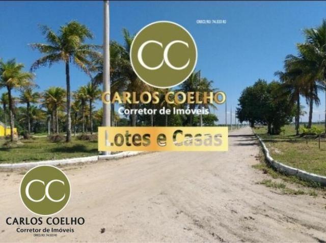 CMG Cód: 33 Terreno de esquina localizado no Residencial Unavida