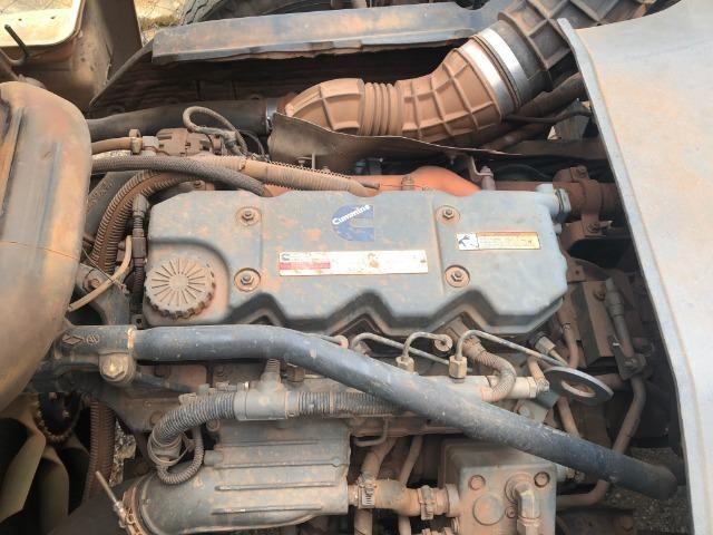 Motor Cummins 4 Cilindros Eletronico