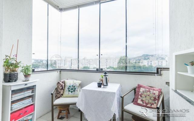 Cobertura à venda com 3 dormitórios em Camaquã, Porto alegre cod:189584 - Foto 4