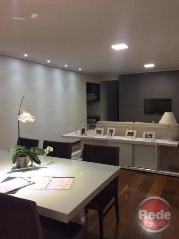 Apartamento com 4 dormitórios à venda, 156 m² por r$ 850.000 - jardim das indústrias - são