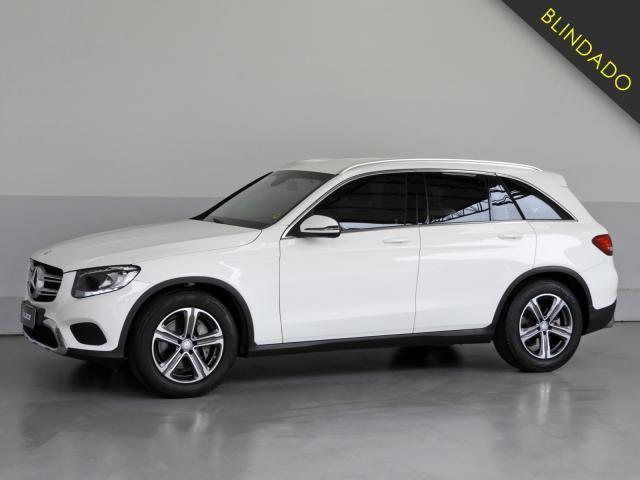 Mercedes Benz GLC 250 Blindada 2.0 CGI Automática