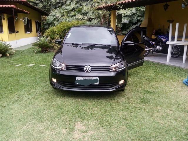 Volkswagen Voyage 2014