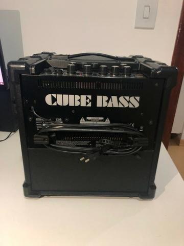 Amplificador Para Baixo Cube-20xl Bass - Foto 4